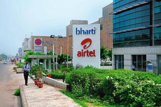 Bharti Airtel had Rs87,840 crore of net debt at the end of June, according to company filings. Photo: Mint
