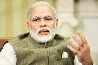 In his last radio address, Prime Minister Narendra Modi said GST 'has started a culture of honesty in the country and is like a social reform movement'. Photo: Reuters