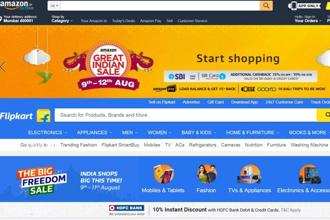 Flipkart's sale, known as the Big Freedom Sale, is offering discounts, exchange offers and 10% instant discounts if you pay with HDFC debit or credit cards.