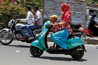 As part of the initiative, an online challenge seeking applications (till 1 September) for projects designed to make Hyderabad's streets 'smart' was announced by the state govt. Photo: Reuters