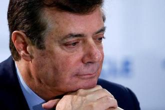 File photo. FBI executed a search warrant at one of Paul Manafort's homes, who was Donald Trump's 2016 election campaign manager. Photo: Reuters