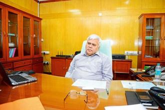 TRAI chief R.S. Sharma said the regulator raised the 'right questions' to protect the legitimate interest of telecom consumers, and is mandated to do so. Photo: Mint