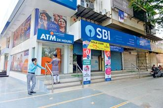As of June, nearly 10% of SBI's loan book was bad, adding up to a massive gross bad loan stock of Rs1.9 trillion. Photo: Aniruddha Chowhdury/Mint