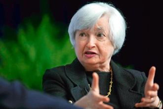 File photo of Federal Reserve chairperson Janet Yellen. The gain in consumer prices could worry Fed officials who have largely viewed the retreat in inflation as temporary. Photo: Bloomberg