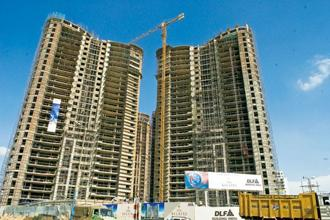 The wait and watch mode is still prevailing in the real estate sector in the expectation of clarity on various policy measures by the government in the next six months, say analysts. Photo: Mint