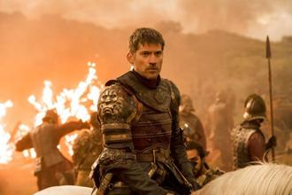 A still from HBO's Game of Thrones which has suffered at the hands of hackers. Photo: AP