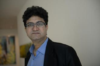 Prasoon Joshi has been appointed censor board chief following the sacking of Pahlaj Nihalani. Photo: Priyanka Parashar/Mint