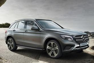 The Mercedes-Benz GLC is the German luxury car maker's best-selling SUV in India.