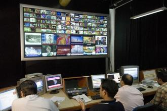 The Broadcast Editors Association (BEA) is the apex body of editors of national and regional television news channels across the country. Photo: Ramesh Pathania/Mint