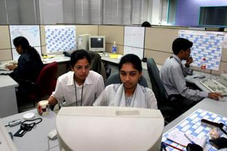 As India strives to achieve inclusive growth, policymakers want technologies to benefit all citizens but also simultaneously help in creating jobs. Photo: Bloomberg