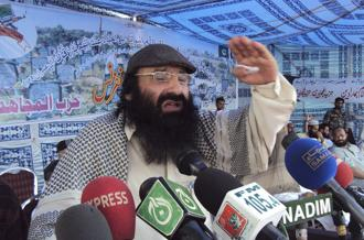 The US had in June declared Syed Salahuddin, the Pakistan based chief of Hizbul Mujahideen as a global terrorist. Photo: PTI