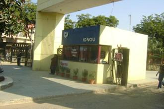 Admission to IGNOU's MBA courses is done through OPENMAT (OPEN Management Aptitude Test) entrance test held twice a year. Photo: HT