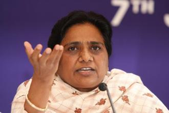 Bahujan Samaj Party chief Mayawati. Photo: HT