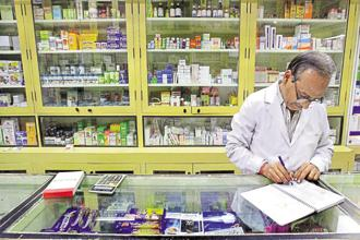 Drug prices once fixed by the NPPA can't be revised unless directed by the government or by courts, the draft pharma policy has proposed. Photo: AFP