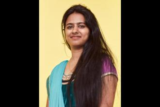 Radha Boya got the Innovators Under 35 award under the 'Inventors' category for developing the world's narrowest fluid channel.