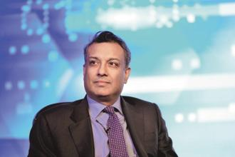 ReNew Power chairman Sumant Sinha. Photo: Pradeep Gaur/Mint