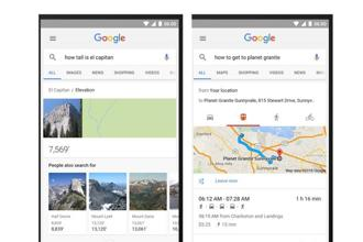 Google has been pushing new features in the Google app on Android and iOS  to make it more relevant to users.