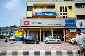 HDFC Life. which a joint venture between HDFC Ltd (61.52%) and UK's Standard Life (35%), will sell a 14.97% stake via its IPO. Photo: Mint