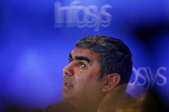 While Vishal Sikka cited heightened acrimony with a cohort of founders at Infosys Ltd, the malaise is much deeper. Photo: Reuters