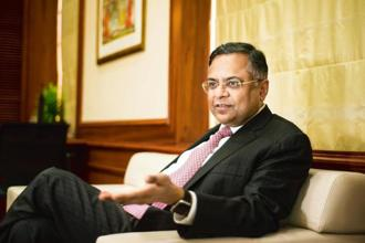 Tata Global Beverages Ltd (TGBL) chairman N. Chandrasekaran. TGBL has formed two entities, Amalgamated Plantations and Kannan Devan Plantations, to manage its plantation activity. Photo: Aniruddha Chowdhury/Mint