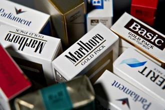 Philip Morris has spent millions of dollars promoting its Marlboro brand at social events. Photo: Bloomberg