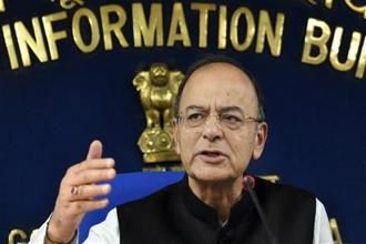 Arun Jaitley said that referring cases to NCLT does not necessarily mean declaring the firm insolvent but the ultimate object is to save businesses and preserve the value of the assets. Photo: PTI