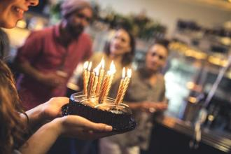 In a group of 23 people, there is about a 50% chance that two people will have the same birthday. Photo: iStockphoto