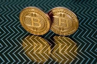 Bitcoin last week soared past $4,000 for the first time on growing optimism that faster transaction times will hasten its spread. Photo: AFP