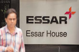 Essar says this is the additional payout over and above the price of Rs262.80 per share paid to shareholders at the time of delisting on the basis of equity price per share of Rs338.28 received by the group upon completion of the deal. Photo: Bloomberg
