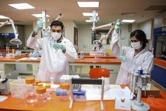 Scientists are hitting the street because they feel the climate of scientific enquiry in India is at threat of being compromised by political and religious interference. Photo: Bloomberg