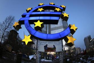 The ECB is preparing to announce tapering before year-end, but the euro's rapid appreciation may cause some delays. Photo: Bloomberg