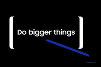 Samsung has released a teaser video of Galaxy Note 8 and it has a stylus, a trademark feature of the Note series for years.