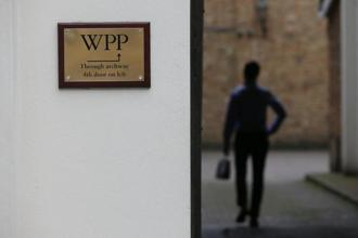 Facing its weakest underlying revenue growth since the financial crash in 2009, WPP saw its shares fall as much as 13%, wiping some $2.6 billion off its market value. Photo: AFP