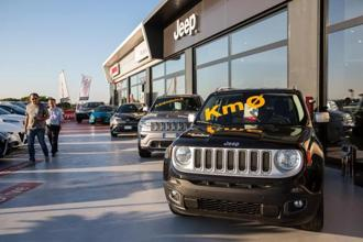 Fiat Chrysler is forecasting Jeep's annual sales to jump about 30% in 2018 to 2 million vehicles and predicts the brand could eventually deliver 7 million units a year as appetite for SUVs surges worldwide. Photo: Bloomberg