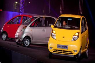 Tata Motors COO Satish Borwankar said the company would not phase out Nano as there were sentimental reasons attached to it and the shareholders also wanted its production to continue. Photo: Bloomberg