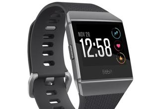 The Fitbit Ionic will also have 2.5GB internal storage space, useful for saving your music for the workout soundtracks.