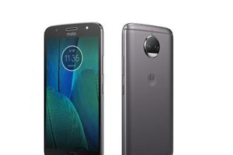 Moto G5s Plus offers a 5.5-inch display with resolution of 1,920x1,080p and pixel density of 401ppi.
