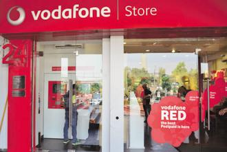 Vodafone, which is merging its India unit with rival Idea Cellular Ltd, is one step away from leaving the country. Still, as the tax demand on Hutchison shows, India's willingness to cut off its nose to spite its face is still intact. Photo: Priyanka Parashar/Mint