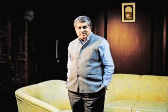 Nandran Nilekani was named as the non-executive chairman of Infosys after CEO Vishal Sikka's resignation. Photo: Pradeep Gaur/Mint