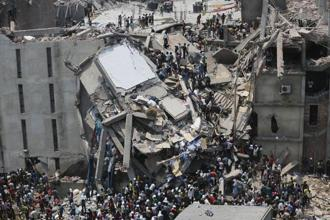 On 29 August, Rana Plaza's owner and one of the key accused Sohel Rana was sentenced to three years in prison. Photo: Reuters