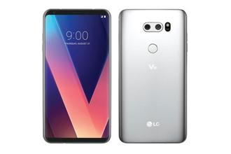LG's music-centric V30 is the first smartphone to be unveiled at the IFA 2017.