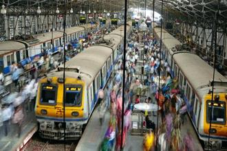 A railway official said prices under the flexi-fare system for suburban railways can be decided depending on the availability of other modes of transport so as to attract passengers. Photo: HT