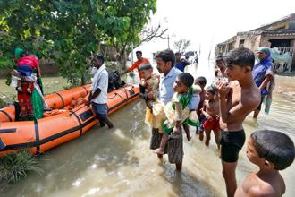 State intent and capacity has been found dramatically wanting in prevention, early warning and disaster management. Photo: Reuters