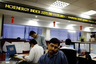 Trading on the Multi Commodity Exchange Ltd, or MCX, halted for more than 45 minutes on Monday after a technical glitch hit the trading system. Photo: Bloomberg