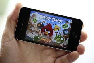 Angry Birds maker Rovio said the IPO would consist of share sales by its biggest shareholders and a share issue of about €30 million. Photo: Bloomberg