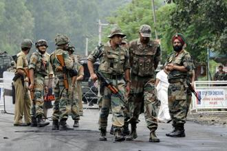 India has repeatedly asked Pakistan to take action against terror groups but the latter has always denied its involvement in any of the attacks, especially in Jammu and Kashmir. Photo: HT