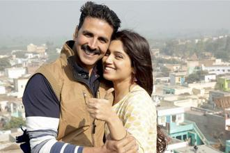 Akshay Kumar's 'Toilet: Ek Prem Katha' earned Rs131.60 crore at last count.