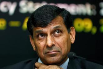 Former RBI governor Raghuram Rajan is currently touring India to promote his new book 'I Do What I Do'. Photo: Reuters