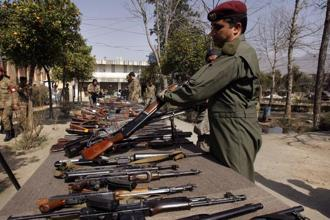 "Pakistan must take ""decisive action"" against militants on its soil, the US state department said. Photo: Bloomberg"