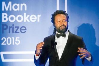 The novelist Marlon James said, soon after he won the Man Booker Prize in 2015, that authors of colour tend to 'pander to white women' as the rewards are immense. Photo: AP